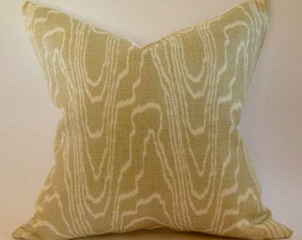Agate Pillow Cover in Pearl/Beige