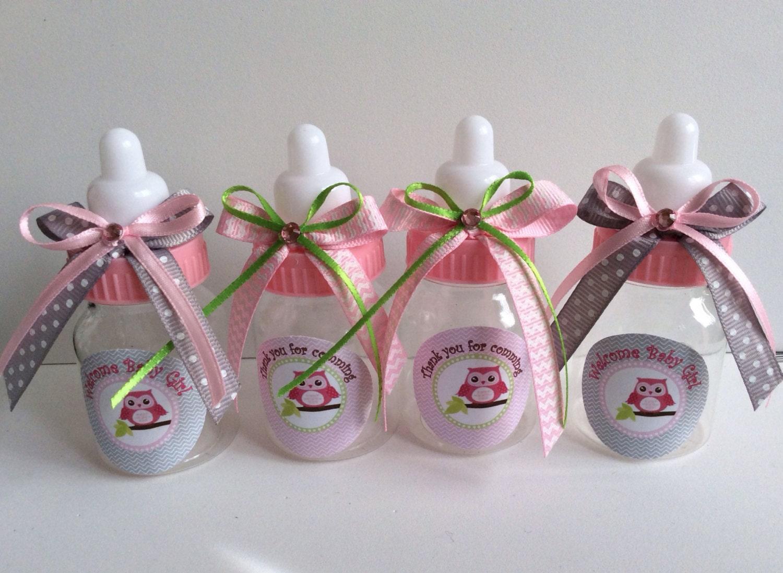 12 owl girl baby shower favors chevron owl baby shower