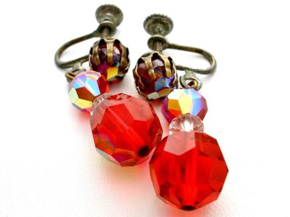 AB Rhinestone Jewelry Glamour Goddess Jewelry