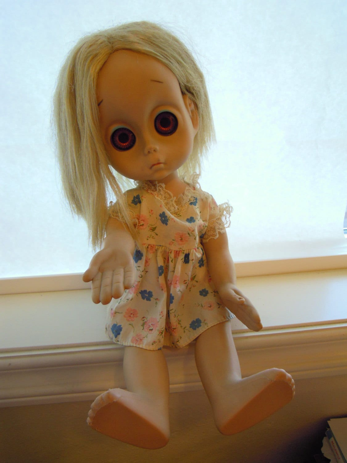 Hasbro Little Miss No Name Doll Deet D Andrade Vintage