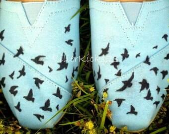 Flying Birds TOMS