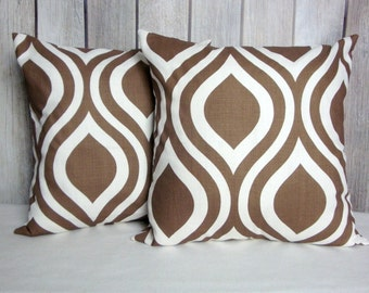 Brown Pillow. Brown Pillow Covers. Throw Pillows. Pillow Covers. Accent Pillows. Cushion Covers