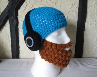 The Funky Hipster Hat with detachable beard. Prices vary, see full listing for details