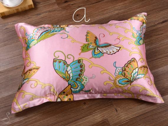 Travel Pillow Case Silk Baby Pillowcase Toddler By
