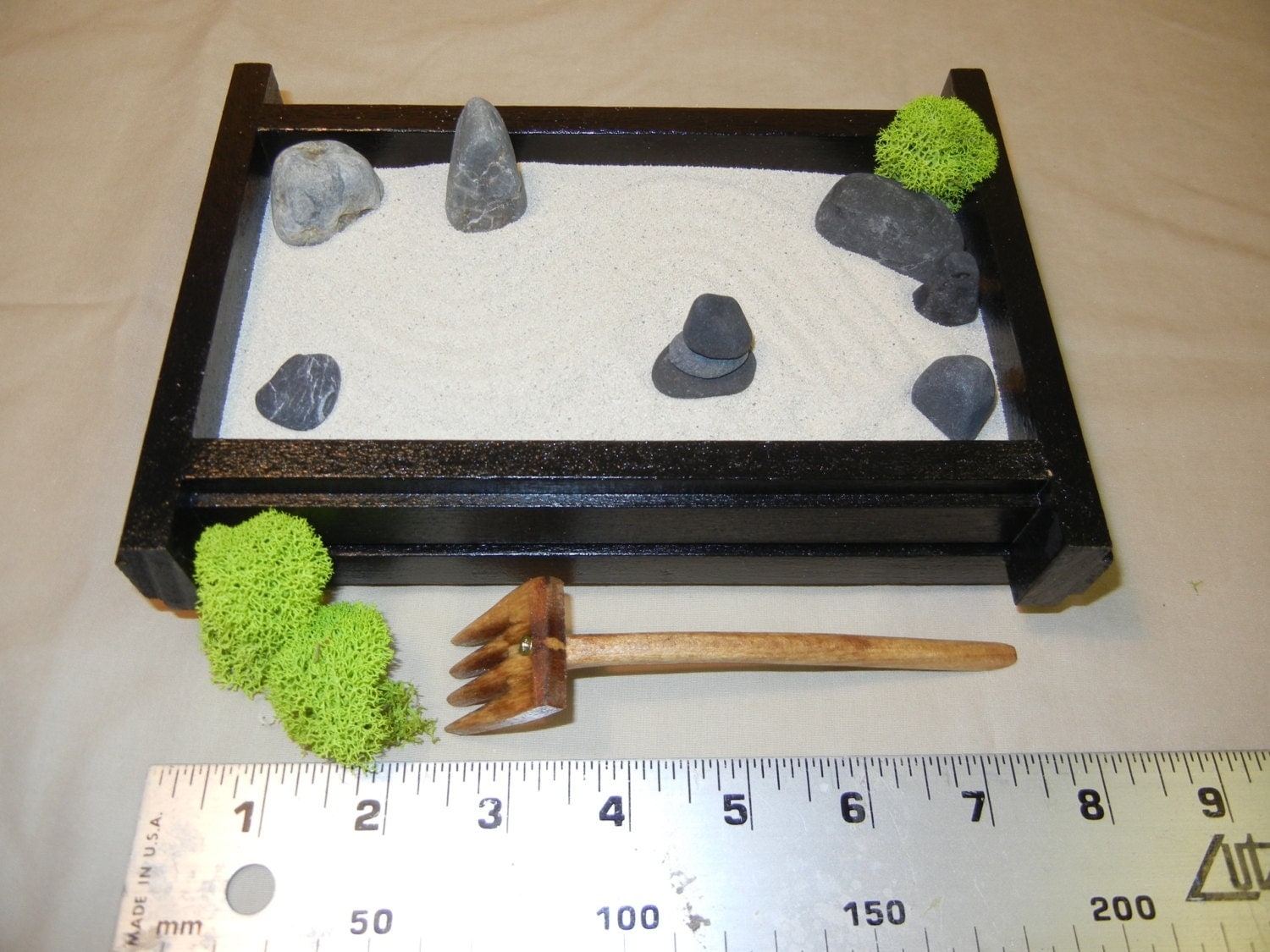 Request a custom order and have something made just for you for Table zen garden