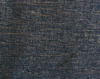 Black & Brown Chenille and Woven Contemporary Upholstery Fabric  Handbag Pillow