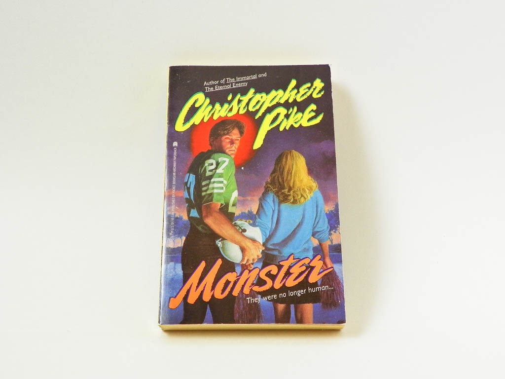 an analysis of the book monster by christopher pike Buy monster by christopher pike from waterstones today click and collect from your local waterstones or get free uk delivery on orders over £20.