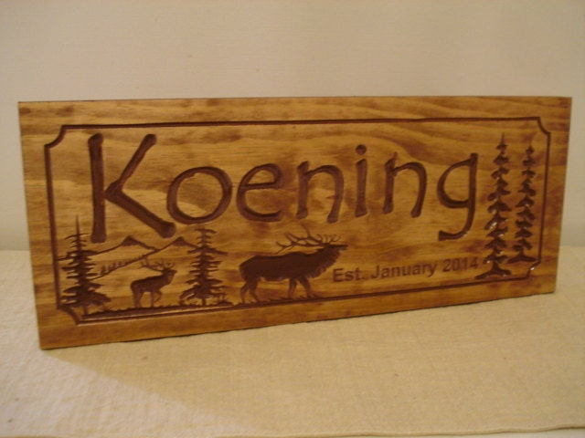 Lake house cottage cabin rustic signs primitive wood carved for Cabin signs wood