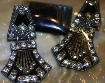 Fabulous Art Deco Earrings