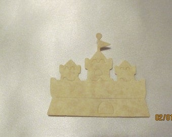 castle die cuts