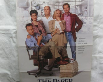 The Paper 1994  Movie Poster mp071