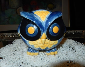 OWL CONTAINER with LID