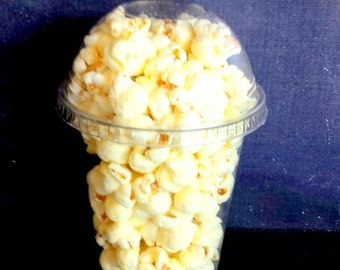 Clear 12oz Popcorn Boxes set of 12