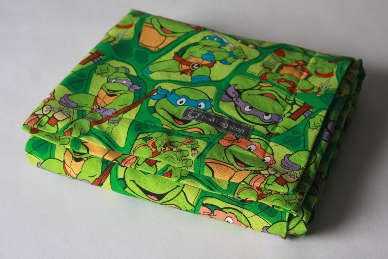 Teenage Mutant Ninja Turtles Baby Blanket Mto