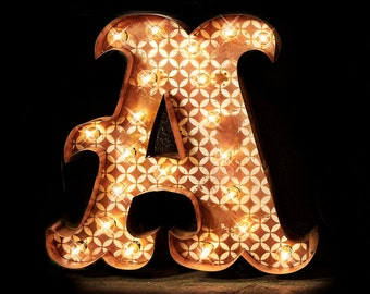 36 marquee letter marquee light carnival letter wedding sign lighted marquee sign vintage venetian font