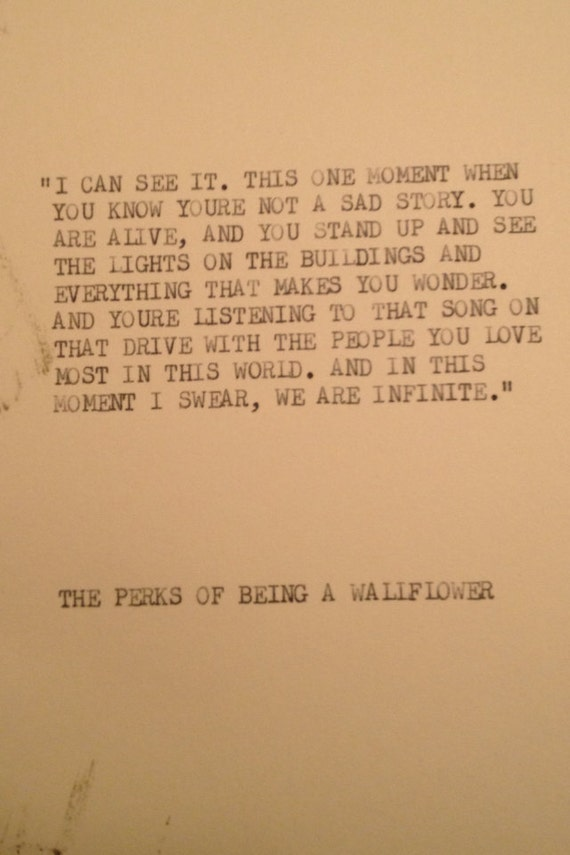 the perks of being a wallflower theme essay