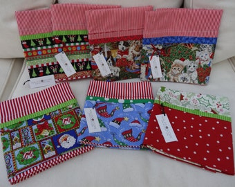 Holiday Standard Pillow Cases