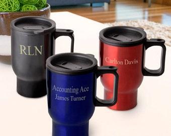 Personalized Travel Mug (899)