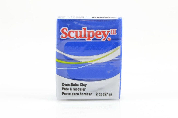 how to use sculpey oven bake clay