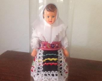 12cm Zdiar Doll From The Czech Republic