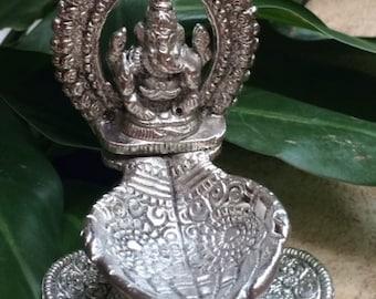 Diwali - Lord Ganesha Diya  -  Indian Weddings, Parties, Baby showers