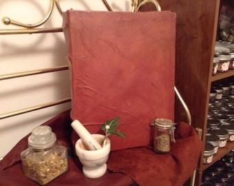 "Practical Magic Book of Shadows 12"" x 15"""