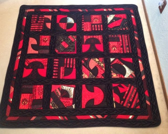 Picasso Goes to Africa – Art Quilt