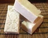 SALE!!!  Ginger Peach, Organic Handmade Soap!!