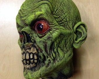 Zombie Head Prop