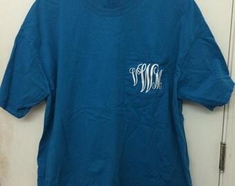 Vinyl T-Shirt (Short Sleeve)