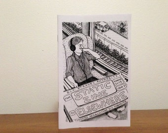 Static Zine #6: Elsewhere