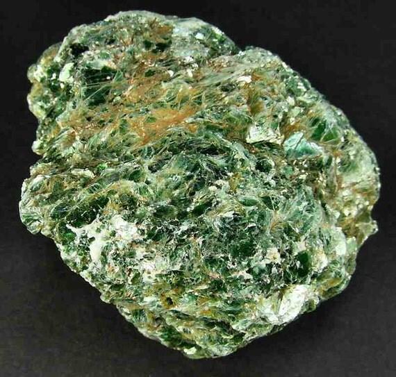 Green Muscovite Mica : Fuchsite mica mineral specimen gms oz