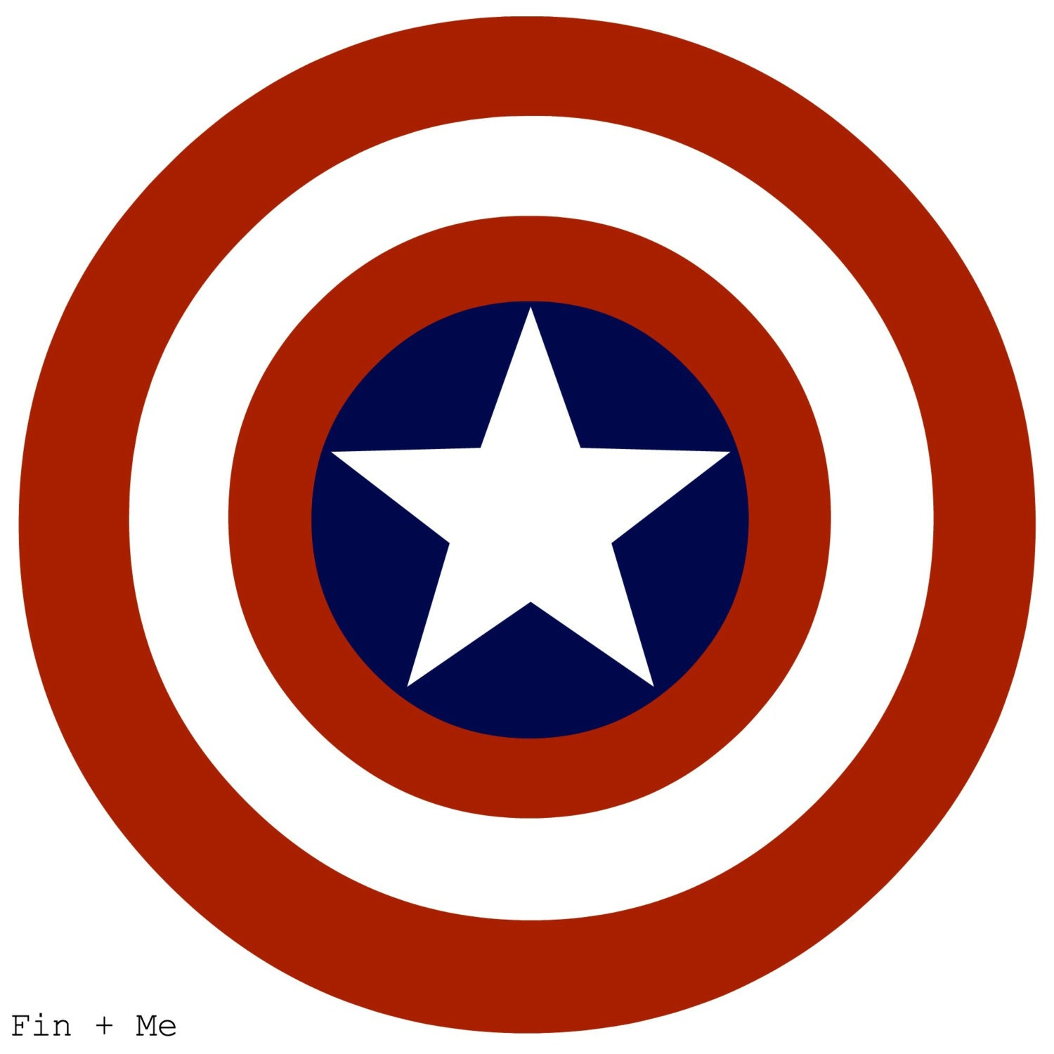 Critical image throughout captain america shield printable