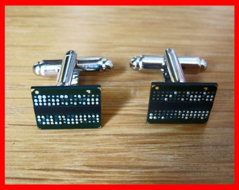RAM Chip Cufflinks (Pair)