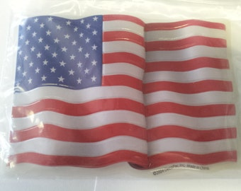flag cake layon