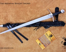 The Medieval Knight Sword (#1306)
