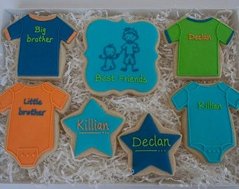 Big Brother Cookie Gift