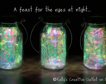 mason jar solar lightsfairy lanterns fully assembled with fitted handles to hang them from ball mason jar solar lights