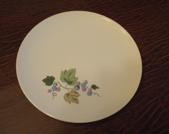 Kokura Vintage Dinner Plate 2304