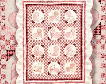 Pink-i-Li-Cious Quilt Pattern