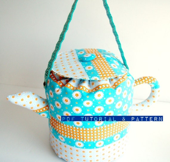 alice teapot purse
