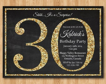 30Th Bday Invitations with best invitations sample