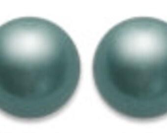 Swarovski Pearl 5810, Crystal Tahitian-look 10mm 50pc #001297