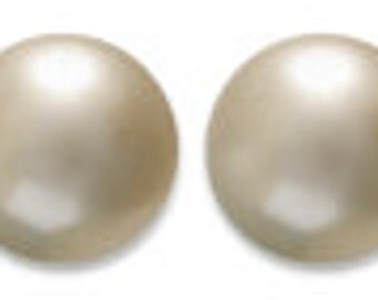 Swarovski Pearl 5810, Crystal Platinum 6mm 100pc  #001459 Clearance