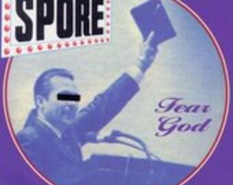 Spore Fear God  CASSETTE