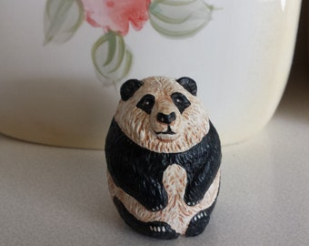 Panda's Figurine