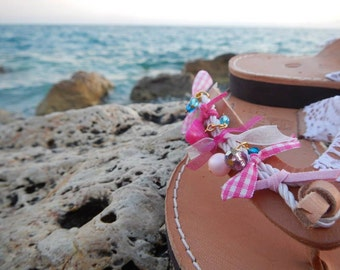 Summer sandals for your little princess
