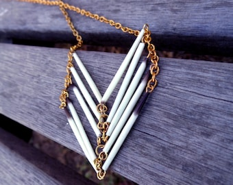 Porcupine Quill necklace