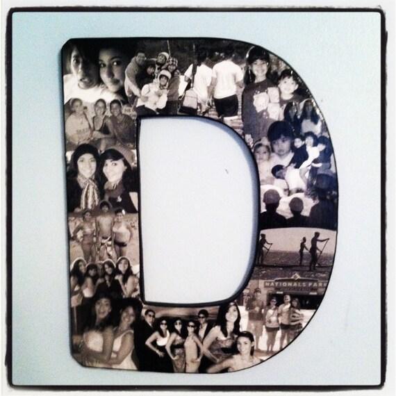 wooden letter d collage wooden letter k wooden letter a photo collage wooden