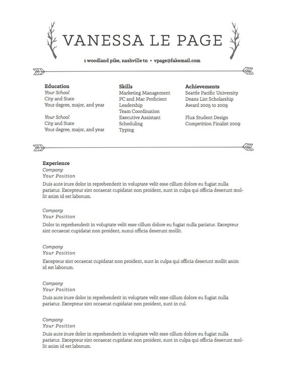 what are some accomplishments for a resumes